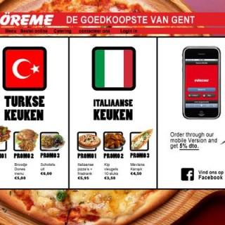 Pizza Goreme Gent