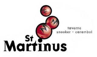 Sint - Martinus Snooker