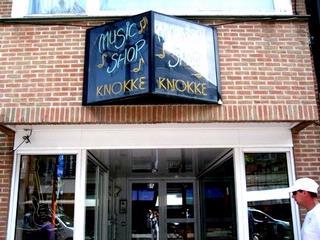 Music Shop Knokke