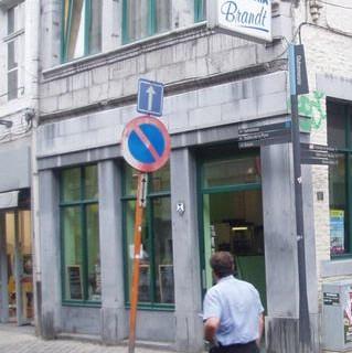 Caféteria Brandt