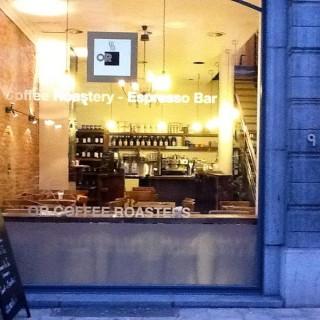 OR Espresso Bar Brussel