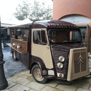 Foodtruck Cosimobile - Urban Cosi