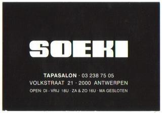 Soeki