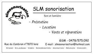 Slm Sonorisation