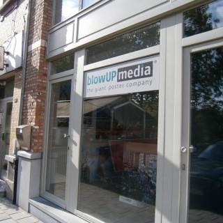 blow up media