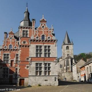 Maison Du Patrimoine Medieval Mosan - Centre D'etudes Archeologiques