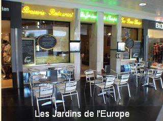 Les Jardins de l'Europe