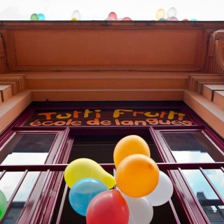 Saint-gilles - Ecole Tutti Frutti