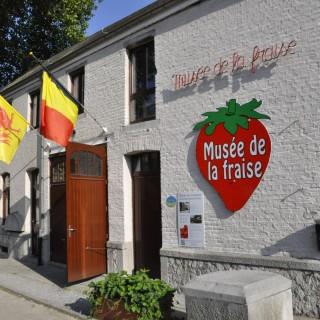 Musée de la Fraise et Jardin des Petits Fruits
