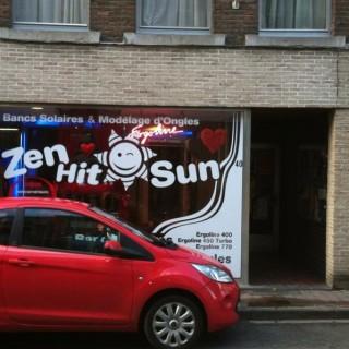Zen Hit Sun