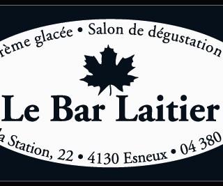 Le Bar Laitier Glacier