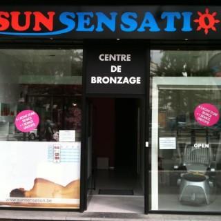 Sun sensation bronzage