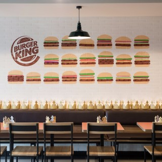 Burger King Bruxelles (Auderghem)