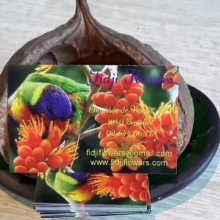 Fidji Flowers
