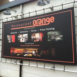Restaurant orange