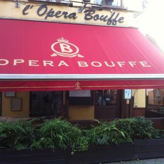 L'opera Bouffe