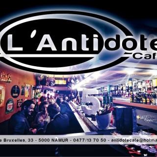 L'Antidote café
