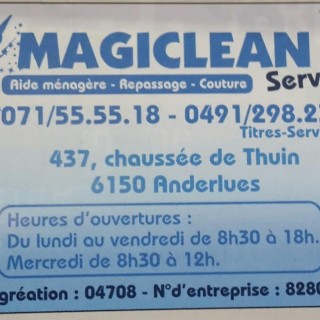 Magiclean services