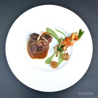 Chef A Domicile GJCOOK Lab
