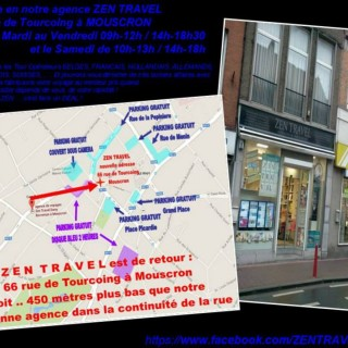 Agence De Voyage Zen Travel Dany Borreman