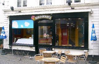 Ben & Jerry's - Oude markt