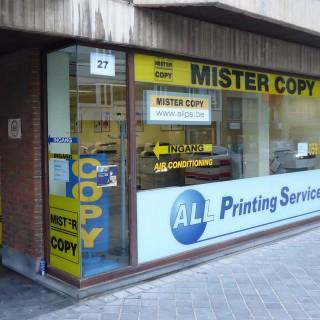 Mister Copy Ostende