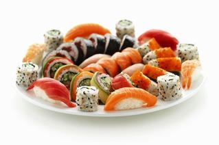 Sushi Shop Sablon
