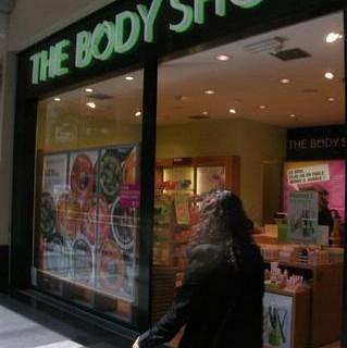 The Body Shop - Galerie Saint Lamb.