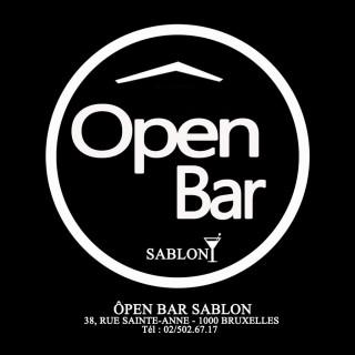 Open Bar Sablon