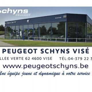 Peugeot - Garage Schyns Liège