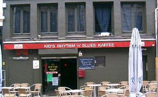 Kid's Rhythm & Blues Kaffee