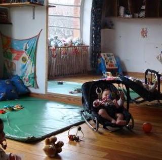 Le Chevalier William Lapin - Maison d'enfants