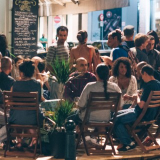Café floreo