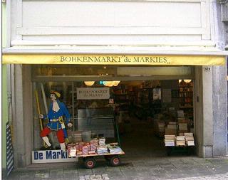 BoekenMarkt De Markies