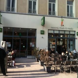 Exki - Rue Neuve