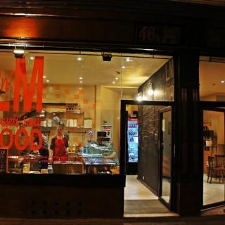 L'n'M Brussels' Soul Food