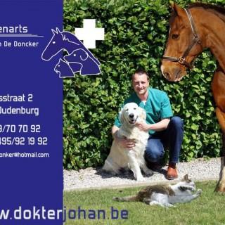Dierenarts Johan De Doncker