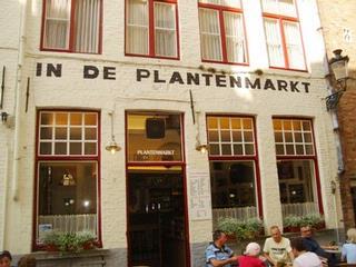 In De Plantenmarkt