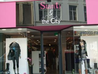 Start & the City