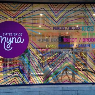 L'atelier de Myna