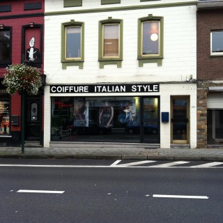 Coiffure Italian Style
