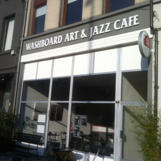 Washboard art & jazz cafe