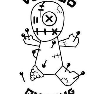 Voodoo Piercing - Galerij 'De Ware Vrienden'