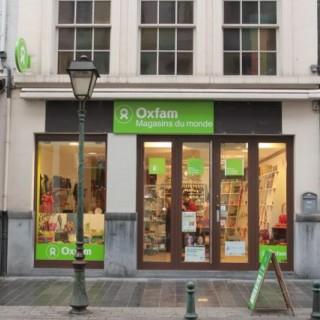 Oxfam - Cathédrale