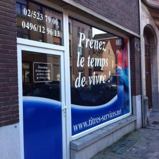 I.L. & C. – Titres-Services - Anderlecht