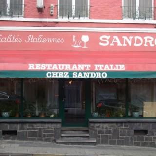 Italie, Chez Sandro
