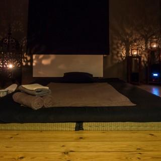 Massage tantrique relaxant - Temple des Anges