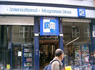 International Magazine Store