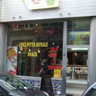 Chez Pitta Royale