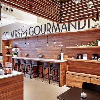 Eclairs et Gourmandises